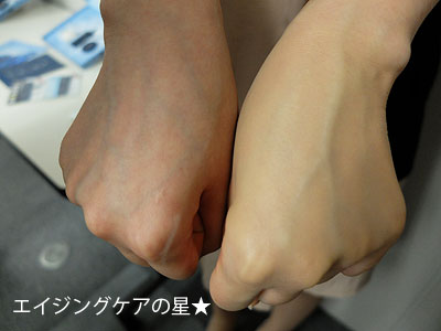 澄肌CCクリームの肌をキレイに見せる効果