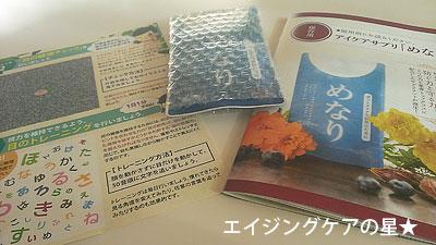 疲れ目に効くサプリメント【めなり】(お試し1日目)