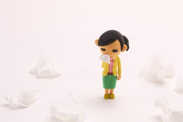 花粉症対策のお茶「白井田七。茶」の効果【お試し前】