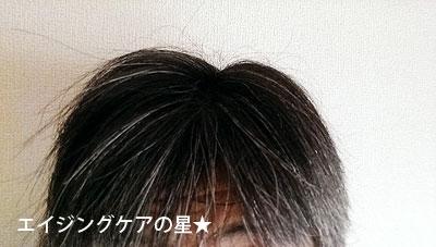 【お試し前】黒髪スカプル・プロ(シャンプー)