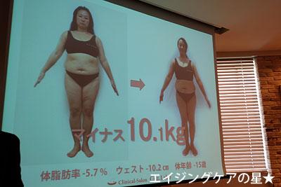 シーズ・ラボさんの痩身の効果は?【最大-18.3kg減】ダイエットコンテストの結果