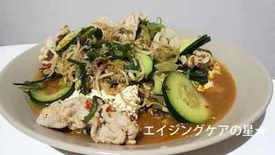 新基本レシピ「茹で豚」で、坦々豆腐@ライザップスタイル口コミ