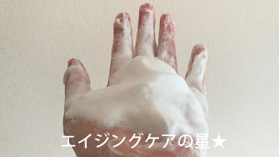 ラグジュアリーホワイト ウオッシングフォームN(洗顔料)の口コミレビュー